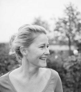 Laura Rosenhahn, wedding co-ordinator at Crockwell Farm wedding venue, Northamptonshire.