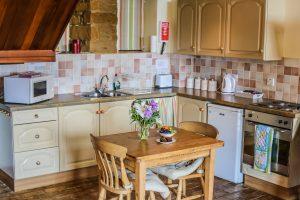 Dryden's kitchen