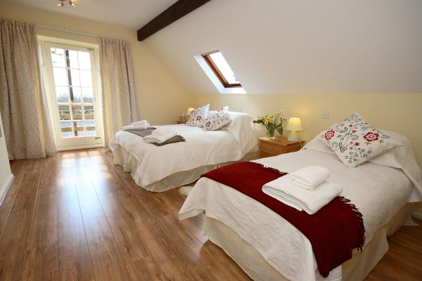 east of eydon bedroom 1