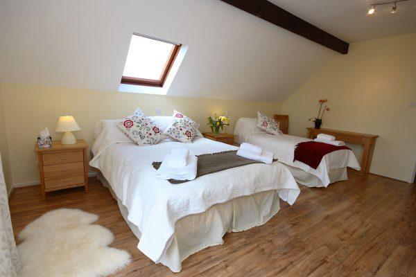 east of eydon bedroom