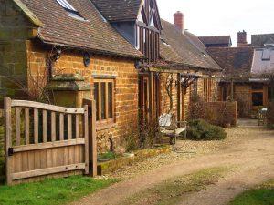 Rectory Barn, Eydon, Northamptonshire.