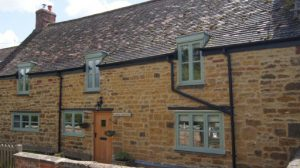 Apple Cottage, Lower Boddington, Northamptonshire.