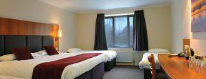 The Crossroads Inn, extra accommodation.